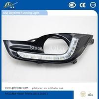 Factory OEM Super power led light Top quality led car drl for Nissan New Teana Led Daytime Running Light