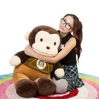 Niuniu Daddy Giant Monkey toy Plush monkey doll birthday gift free shipping