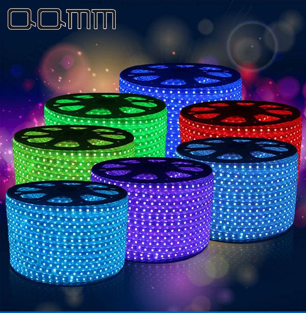 Hot sell RGB LED Strip 5M/roll 150Led 5050 SMD 36w 12V 30 led/m Cheap LED Strips Flexible Light Led Tape Home Decoration Lamps(China (Mainland))