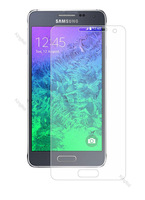 500 pcs/Lot  for Samsung Galaxy Alpha G850F Clear Screen Protector Screen Guard  (without packaging)
