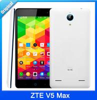 "Original ZTE V5 MAX 5.5"" 1280*720 Snapdragon MSM8916 Quad Core 2GB RAM 16GB ROM 5.0MP 13.0MP FM WIFI Smartphone FDD LTE WCDMA"