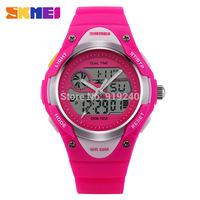 Free shipping 2015 fashion casual Children Personality watch Waterproof Luminous Outdoor Motion Electronic Wristwatches ---edsw