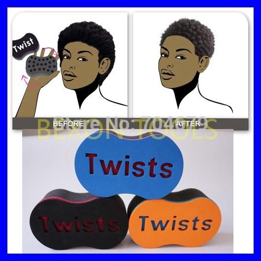 Twist Sponge For Natural Hair Twist Sponge Brush Hair