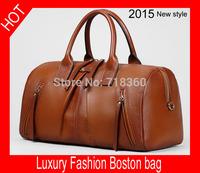 New luxury women handbag genuine leather shoulder bags women messenger bags Women leather pillow bags fringed leather bag