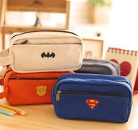 Hero series multifunction large capacity pencil bag pencil case stationery