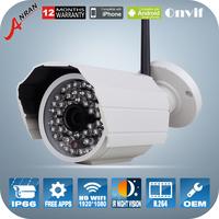 1080P 2.0MP Wireless HD Video Surveillance Camera 48 IR Night Vision Outdoor Waterproof ONVIF H.264 CCTV WIFI Security Cameras