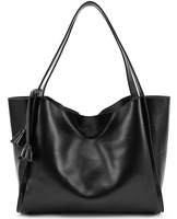 Fashion 2015 women's genuine leather handbag tassel shoulder bag messenger bag casual elegant frist layer of cowhide female bag