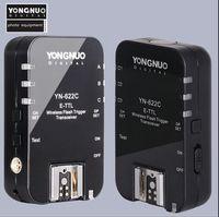 Yongnuo YN-622C YN 622C Wireless TTL Flash Trigger for Canon 1100D 1000D 650D 600D 550D 7D 5DII 40D 50D