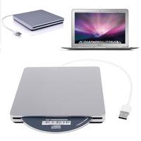 USB External Slot in DVD CD RW Drive Burner Superdrive for Apple MacBook Air Pro
