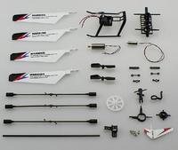 WL Toys V911-2 Main Blades Balance Bar Landing Skid Main Frame Motor Gear Inner Shaft Set Rc Spare Parts Part Rc Helicopter