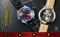 anime naturo Uchiha Sasuke LED Touch screen Waterproof watch
