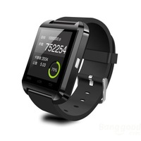 Touch Screen Smartwatch U Watch U8 Answer and Dial the Phone Bluetooth Photograph Altitude Meter