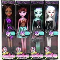 2015 Free shipping New style 9inch fashion dolls for girls