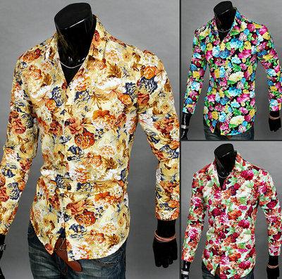 Рубашки модных брендов