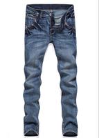Clearance Sale Men's jeans brand jeans  Slim pants  men's designer free shipping
