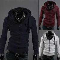Spring New Men's Fashion Brand Clothing , Casual Men's Fleece Hoodies Sweatshirts Male,Quality Fashion Design