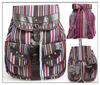 2015 Hot National Women men unsex backpack vintage backpacks Drawstring backpacks bucket bag mochila feminina mochila escolar