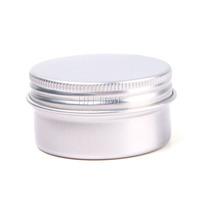 5pcs 30ml Empty Aluminium Nail Art Cream Cosmetic  Lip Gloss Lipstick Lip Balm Containers Bottles #69197