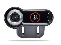 Logitech Pro 9000 PC Internet Camera Webcam with 2.0-Megapixel Video Resolution and Carl Zeiss Lens Optics