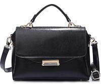 2015 new Genuine leather handbags, fashion wild portable shoulder, Messenger bag