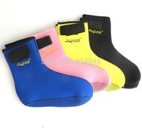 3mm Thick Non-slip Bottom Men and Women Warm Winter Swimming Diving Socks Bottom Swimming Snorkeling Lelang WG025