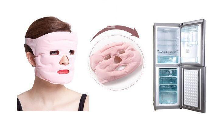Les masques pour les cheveux pour la personne pour les ongles