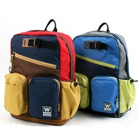 2015 Hot-selling child school bag primary school students backpack casual travel backpack free shipping