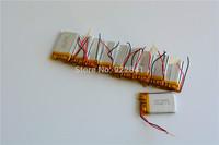 5pcs/Lot 402030 Li-Po 3.7V 200mAh Polymer Lithium Rechargeable Battery For video camera MP4/5
