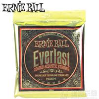 1Set High Quality Original origin USA Ernie ball professional series 2554 13 - 56 brass coated wood guitar folk ballads strings