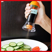 New Kitchen Cooking Hand Press Oil Mist Pump Salad Baking BBQ Sauce Vinegar Oil Mist Spray Sprayer Bottle