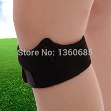 Unisex Leg Support Elastic Kneepad Joelheira for Sports Knee Protector Guard Brace Rodilleras Patella Protection Pad Brace Strap(China (Mainland))