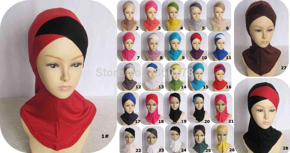 Из чего сшить хиджаб 163