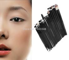 20 Pcs/set Makeup Set Professional Brush Set Powder Foundation Eyeshadow Eyeliner Lip Cosmetic Brushes Render makeup brush