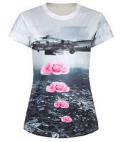 2015 Fashion Women T-shirt Blouses Summer O-neck T-shirt Vest Tops Women's Tees Blusas Femenino