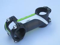 bicycle stem carbon bicycle stem road bike Aluminum Alloy+carbon stem green