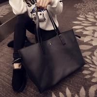 Winter bags 2015 women's fashion handbag tote bag big bags picture package handbag messenger bag