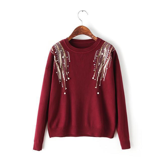 Женский пуловер SouthStore 2015 o CY1411-159