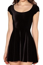 Vestido Preto Basico Aliexpress