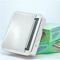 Tiger manual cigarette cigarette smoking is semi automatic cigarette case cigarette wholesale spot