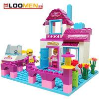 Children assembled puzzle blocks assembling plastic toys wholesale children intelligence toy