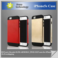 2015-new-On-sale-SLIM-ARMOR-SPIGEN-SGP-case-for-iPhone-5s-Freeshipping