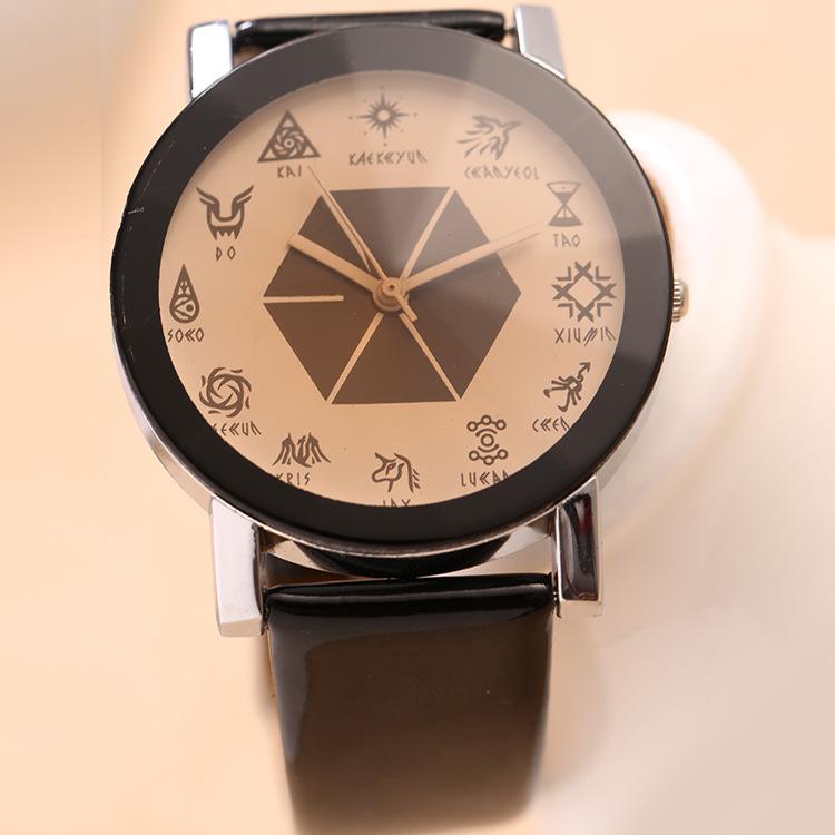 Потребительские товары Brand New relogio feminino dourado EXO iwatch 044 relogio feminino dourado reloj mujer