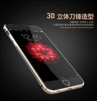 Ultra Thin Aluminum Bumper Luxury Metal Frame Case For iPhone 6 Plus iPhone6 5.5inch For iPhone 6 4.7inch