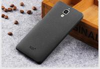 Super Shell Slim Sandstone Skin Case Cover For Xiaomi Mi4 M4 Smartphone