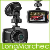 3PCS 5.0M CMOS 2.7 Inch LCD Screen 170 Degree 4 x Digital Zoom Lens H.264 FHD1080P Car DVR Camera Recorder