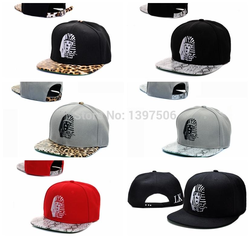 2015 new fashion Snakeskin leopard last kings gorras bone baseball snapback hats and caps for women/women sports hip hop cap(China (Mainland))