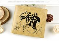 anime  Naruto Uzumaki  Cartoon  Uchiha Sasuke wallet