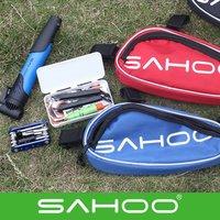 Bicycle Repair Tools Tire Repair Multifunctional Tool Kits With Mini Portable Pump Suite Kit+Pump+Wrench+Donate Bag