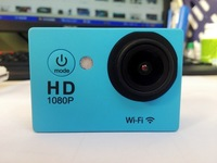 1080P sports action camera mini waterproof diving camcorder with wifi