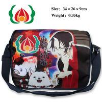 Hot anime Hozuki no Reitetsu bags cosplay accessory cartoon daily Messenger bags AB136